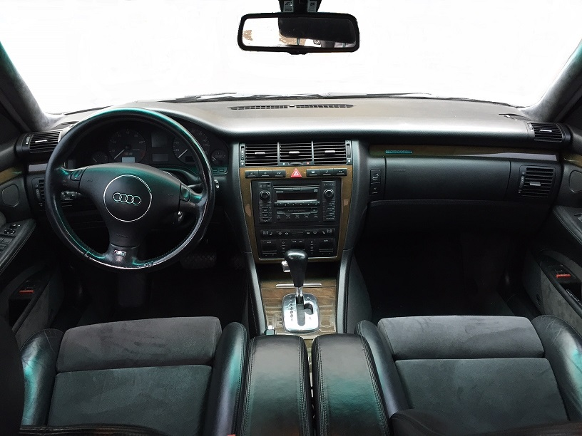2001 Audi S8 42 Sold Quattro Kings